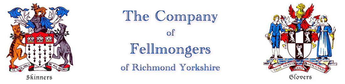 Fellmongers Company of Richmond Yorkshire